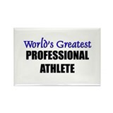 Worlds Greatest PROFESSIONAL ATHLETE Rectangle Mag