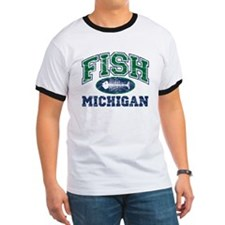 Fish Michigan T