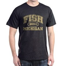Fish Michigan T-Shirt