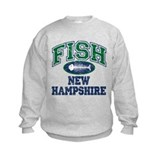 Fish New Hampshire Sweatshirt