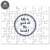 Lily Maltese Rectangle Magnet (10 pack)