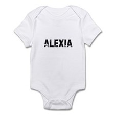 Alexia Infant Bodysuit