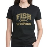 Fish Wyoming Tee