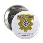 Wadsworth Lodge 417 Button