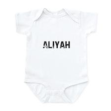Aliyah Infant Bodysuit