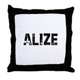 Alize Throw Pillow
