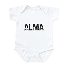 Alma Infant Bodysuit