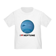 I Love Neptune T