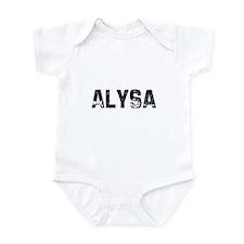Alysa Onesie