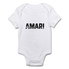 Amari Infant Bodysuit