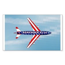 Remember 9/11 - Rectangle Decal