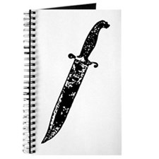 Bowie Knife Journal