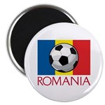 Romanian Soccer (2) Magnet