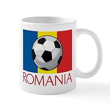 Romanian Soccer (2) Mug
