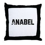 Anabel Throw Pillow