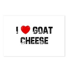 I * Goat Cheese Postcards (Package of 8)