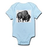 Bison Infant Creeper