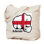 England Fist 1871 Tote Bag