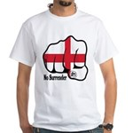 England Fist 1871 White T-Shirt