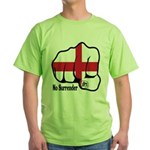 England Fist 1871 Green T-Shirt