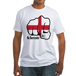 England Fist 1871 Fitted T-Shirt