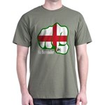 England Fist 1871 Dark T-Shirt