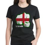 England Fist 1871 Women's Dark T-Shirt