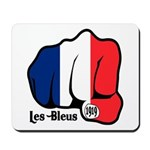 French Fist 1919 Mousepad
