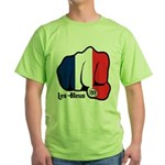 French Fist 1919 Green T-Shirt
