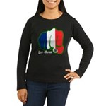 French Fist 1919 Women's Long Sleeve Dark T-Shirt