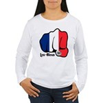 French Fist 1919 Women's Long Sleeve T-Shirt