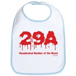 Hex Number Bib