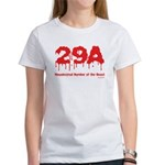 Hex Number Women's T-Shirt