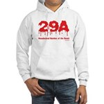 Hex Number Hooded Sweatshirt