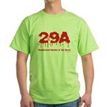 Hex Number Green T-Shirt