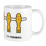 Foosers Small Mug