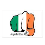 Irish Fist 1879 Postcards (Package of 8)