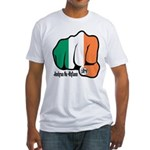 Irish Fist 1879 Fitted T-Shirt