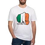 Irish Fist 1879 Fitted T-Shirt