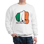 Irish Fist 1879 Sweatshirt