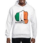Irish Fist 1879 Hooded Sweatshirt
