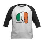 Irish Fist 1879 Kids Baseball Jersey