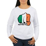 Irish Fist 1879 Women's Long Sleeve T-Shirt
