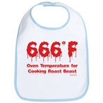 Oven Temperature Bib