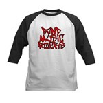 Band Music Rocks Kids Baseball Jersey