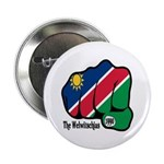 Namibia Fist 1990 Button
