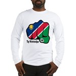 Namibia Fist 1990 Long Sleeve T-Shirt