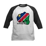 Namibia Fist 1990 Kids Baseball Jersey