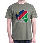 Namibia Fist 1990 Dark T-Shirt