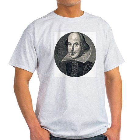 Wm Shakespeare Light T-Shirt